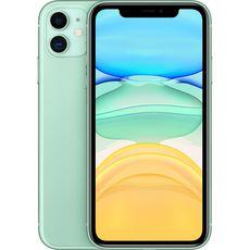 APPLE iPhone 11  128 Go 6.1 pouces 4G Vert NanoSim et eSim