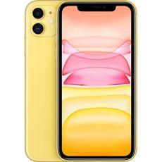 APPLE iPhone 11  256 Go 6.1 pouces 4G Jaune NanoSim et eSim
