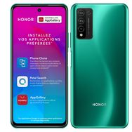 HONOR Smartphone 10X Lite  4G 128 Go 6.67 pouces  Vert Double Nano Sim