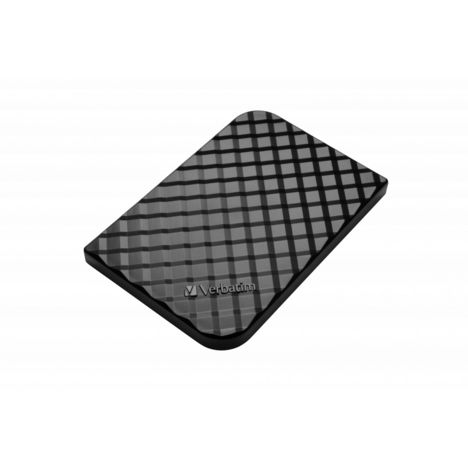 VERBATIM Disque Dur 512 Go SSD USB 3.2 - Noir