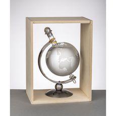 Coffret Globe Vieille Prune 40% 70cl