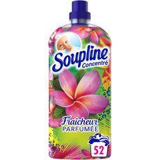 SOUPLINE Assouplissant concentré paradise collection 52 lavages 1,2l