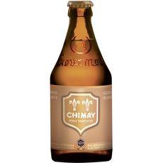 CHIMAY Bière blonde dorée 4,8% bouteille 33cl