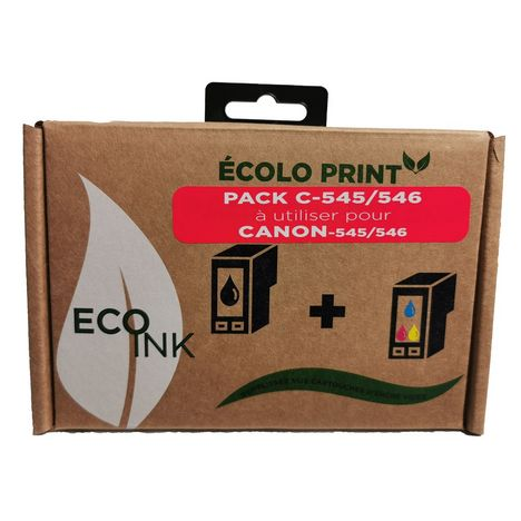 ECO INK Pack recharge cartouche Cj545/546 ECO