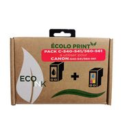ECO INK Recharge cartouche d'encre Ink CJ540/541 ECO