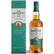 THE GLENLIVET Scotch whisky single malt 40% 12 ans