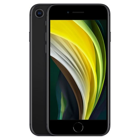 APPLE iPhone SE 128 Go 4.7 pouces 4G Noir NanoSim et eSim