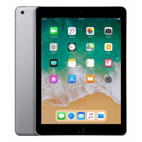 APPLE Tablette tactile IPAD 6 REC 128 Go GRADE A+ - Gris