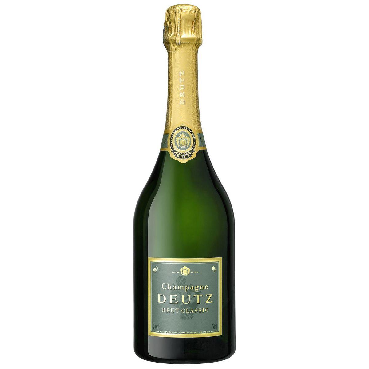Champagne brut 12%