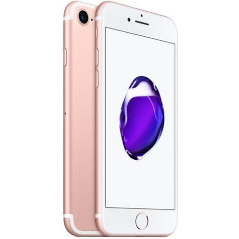APPLE APPLE - iPhone 7 - Reconditionné Grade A - 128 Go - Rose - SLP