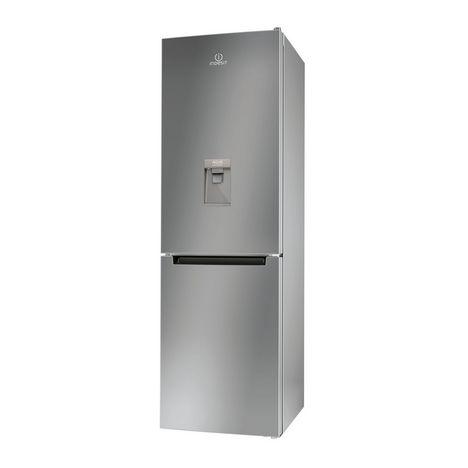 INDESIT Réfrigérateur combiné LI8S1ESAQUA, 336 L, Froid statique