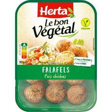 HERTA Falafels végétal 190g