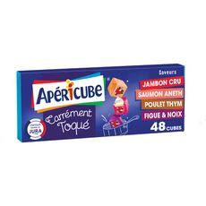 Apéricube APERICUBE Cubes de fromage apéritif Carrément Toqué