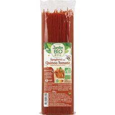 JARDIN BIO ETIC Spaghetti au quinoa et tomate 500g