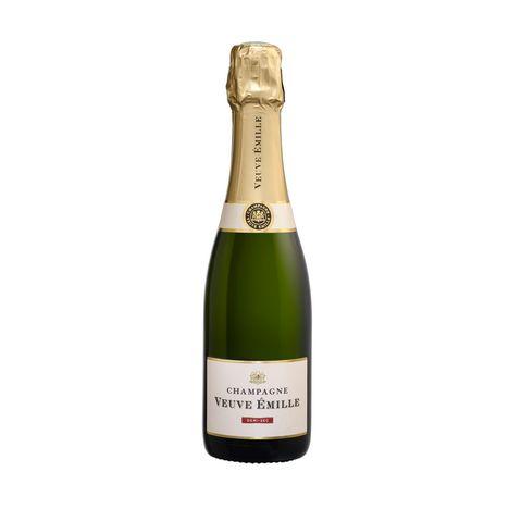 VEUVE EMILLE Champagne demi-sec