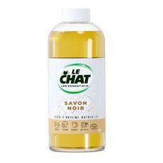 LE CHAT Lessive liquide savon noir  750ml