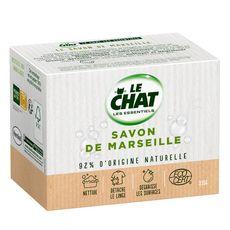 LE CHAT Lessive savon solide de Marseille 335g