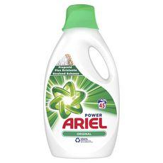 ARIEL Lessive liquide original  45 lavages 2,475l