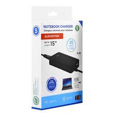 TNB 6 connecteurs - Jusque 15 pouces - 45 Watts - Port USB