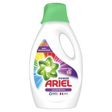 ARIEL Color power lessive liquide  23 lavages 1,265l