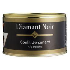 DIAMANT NOIR Confit de canard 4/6 cuisses 4/6 cuisses 1,350kg