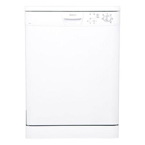 SELECLINE Lave vaisselle pose libre 600081674, 12 couverts, 60 cm, 49 dB, 5 programmes