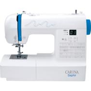 CARINA Machine à coudre SAPHIRA - Blanc