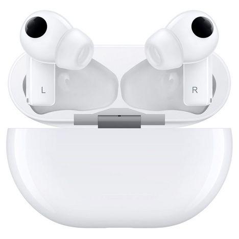 HUAWEI Écouteurs Bluetooth FreeBuds Pro avec étui de recharge - Blanc