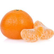 Mandarine bio pièce 110g minimum 1 pièce