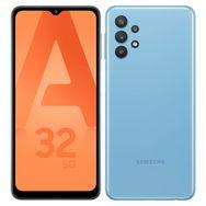 SAMSUNG Smartphone Galaxy A32  5G  128 Go  6.5 pouces Bleu Double NanoSim