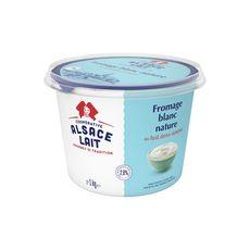 ALSACE LAIT Fromage blanc 1kg