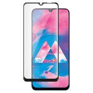 SAMSUNG Protection écran verre trempé Samsung Galaxy A12 - Transparent contour noir