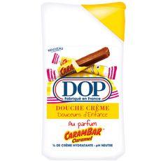 DOP Douche crème parfum carambar caramel 250ml