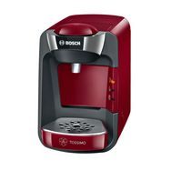 BOSCH Machine multi-boissons Tassimo TAS3203 - Rouge