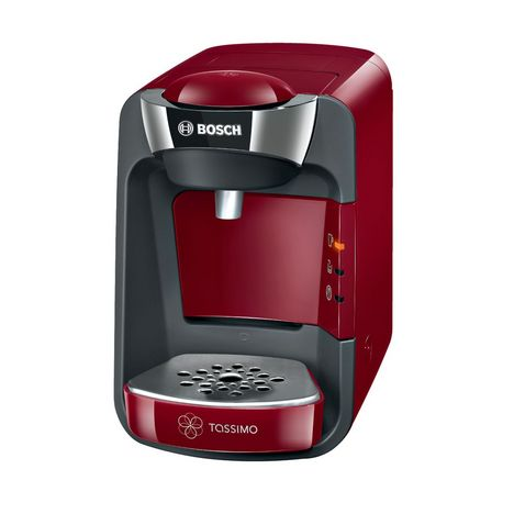 BOSCH Machine multi-boissons Tassimo TAS3203 - Rouge