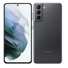 SAMSUNG Smartphone Galaxy S21  5G  128 Go  6.2 pouces  Gris  Double port Sim + e-sim