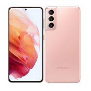 SAMSUNG Smartphone Galaxy S21  5G  128 Go  6.2 pouces  Rose  Double port Sim + e-sim