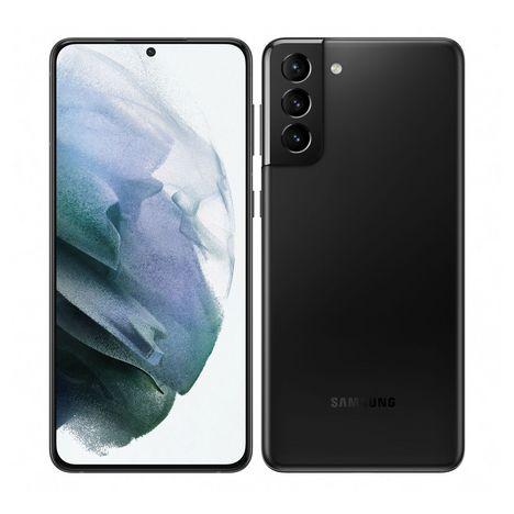 SAMSUNG Smartphone Galaxy S21+  5G  128 Go  6.7 pouces  Noir  Double port Sim + e-sim