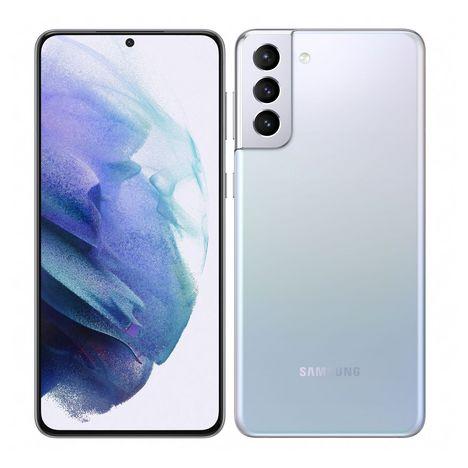 SAMSUNG Smartphone Galaxy S21+  5G  128 Go  6.7 pouces  Gris  Double port Sim + e-sim