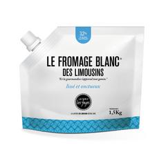 LAITERIE LES FAYES Laiterie Les Fayes Fromage blanc des Limousins 3,2%MG 1,5kg 1,5kg