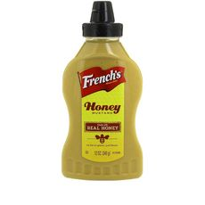 FRENCH'S Honey moutarde au miel 340g