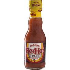 FRANK'S Redhot sauce forte au piment de Cayenne  148ml