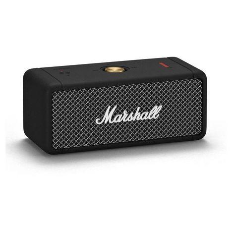 MARSHALL Emberton - Noir Enceinte Bluetooth -