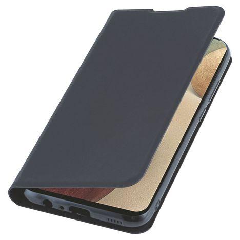 QILIVE Étui folio pour Samsung Galaxy A02s - Noir