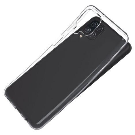 QILIVE Coque pour Samsung Galaxy A12 - Transparent