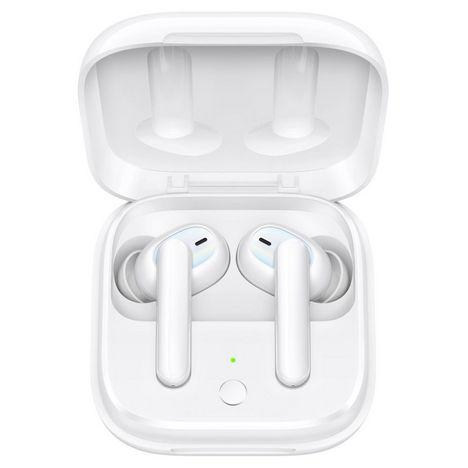 OPPO Écouteurs sans fil Bluetooth avec étui de recharge - Enco W51 - Blanc