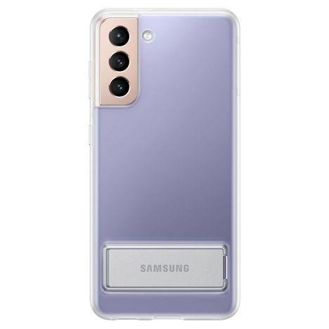 SAMSUNG Coque pour Samsung Galaxy S21 - Transparent