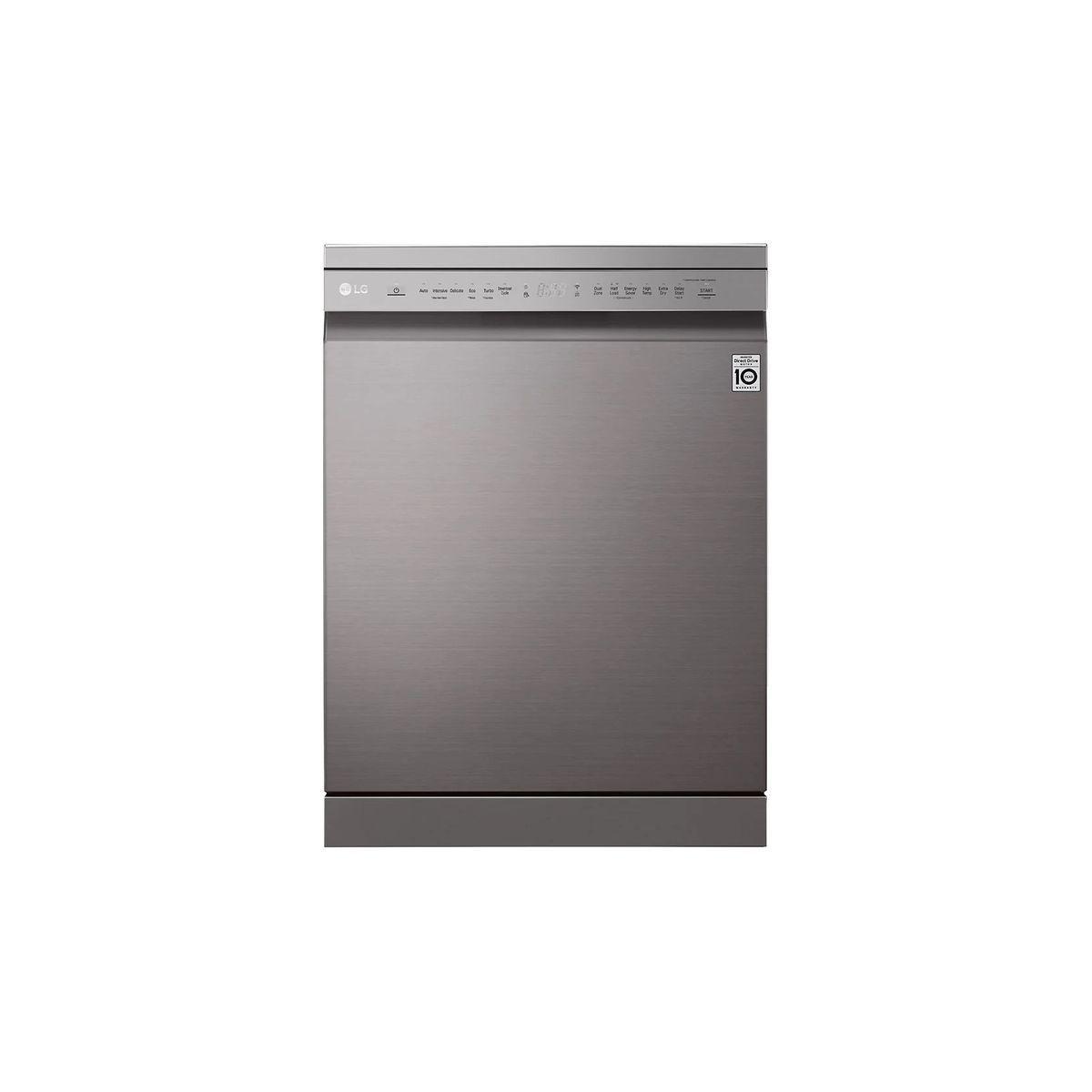 Lave vaisselle pose libre, DF325FP, 14 couverts, 60 cm, 44 dB, 9 programmes