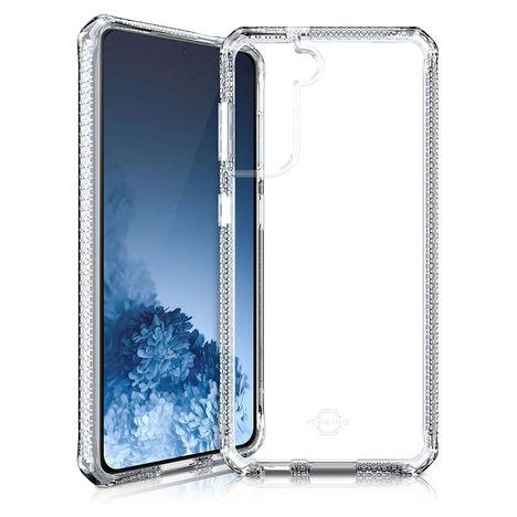 ITSKINS Coque Spectrum Clear pour Samsung Galaxy S21 - Transparent