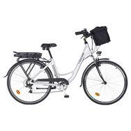 TVT E BIKES Vélo à assistance électrique - E-Balade  - Argent